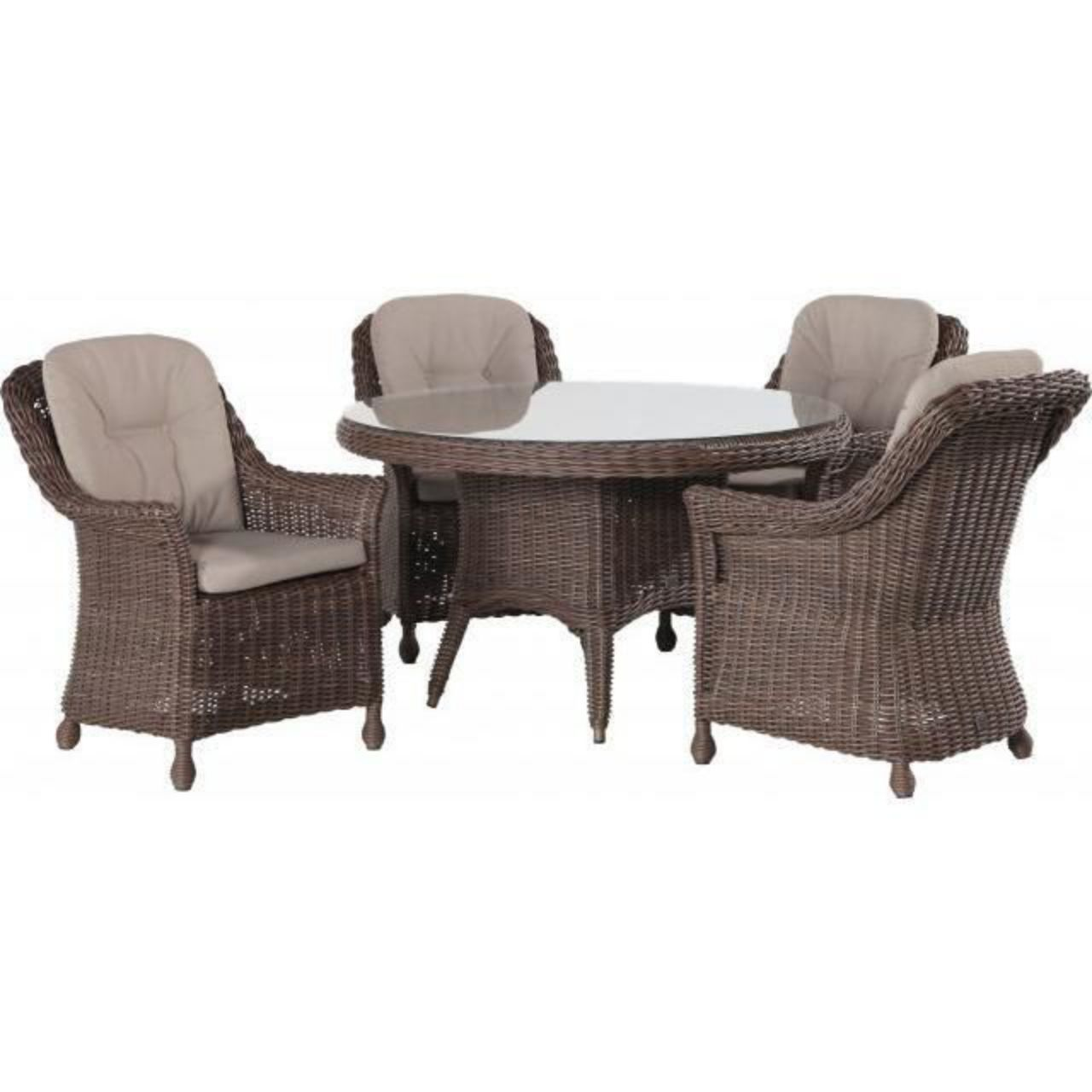 4 seasons outdoor madoera dining sale latour. Black Bedroom Furniture Sets. Home Design Ideas