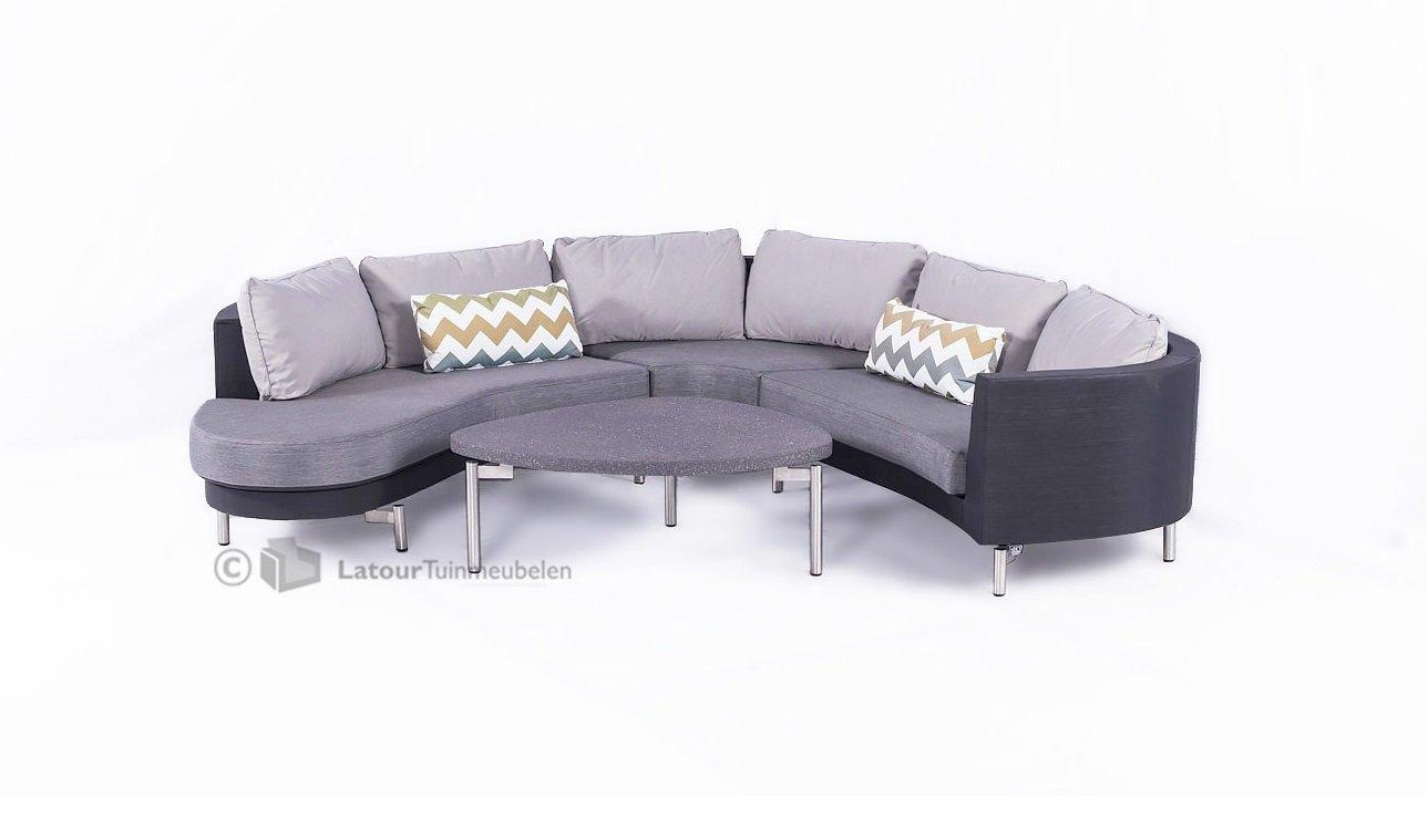 4 seasons outdoor curve sale latour. Black Bedroom Furniture Sets. Home Design Ideas