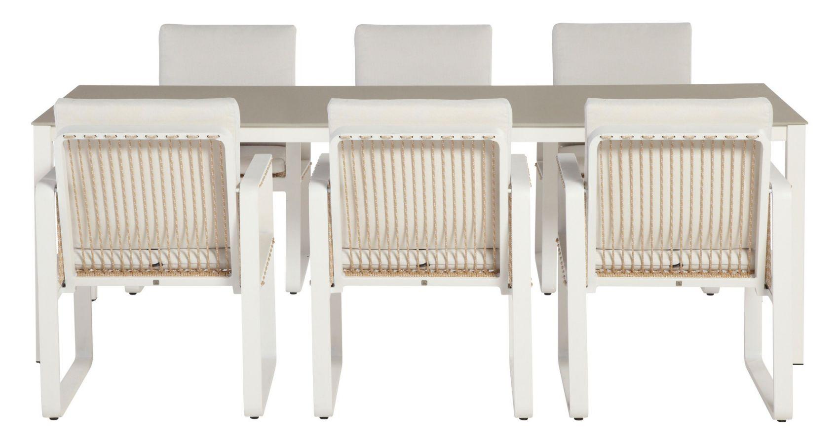 4 seasons outdoor largo dining set sale latour. Black Bedroom Furniture Sets. Home Design Ideas
