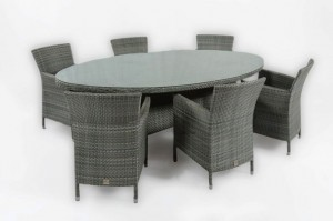 4 Seasons outdoor - aberdeen dining set