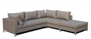 Casablanca lounge taupe vrij complete right