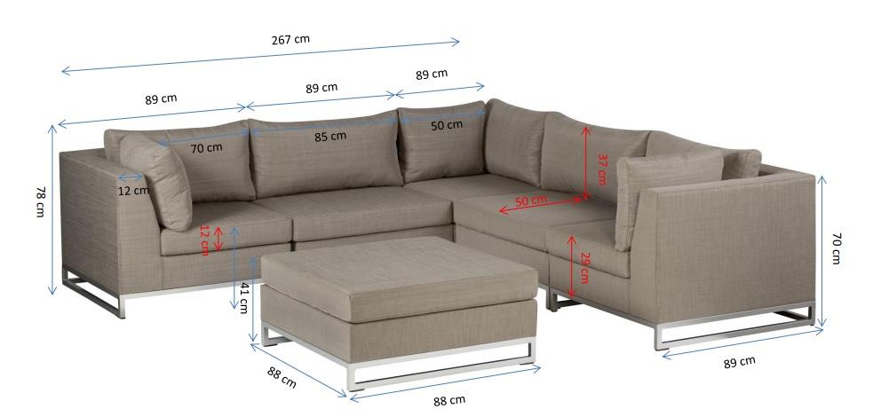 exotan ibiza mixed grey sale latour. Black Bedroom Furniture Sets. Home Design Ideas