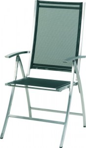 4 Seasons outdoor Plaza adjustable chair