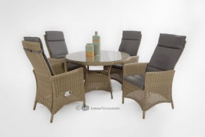 taste by 4 seasons bolzano kubu dining set
