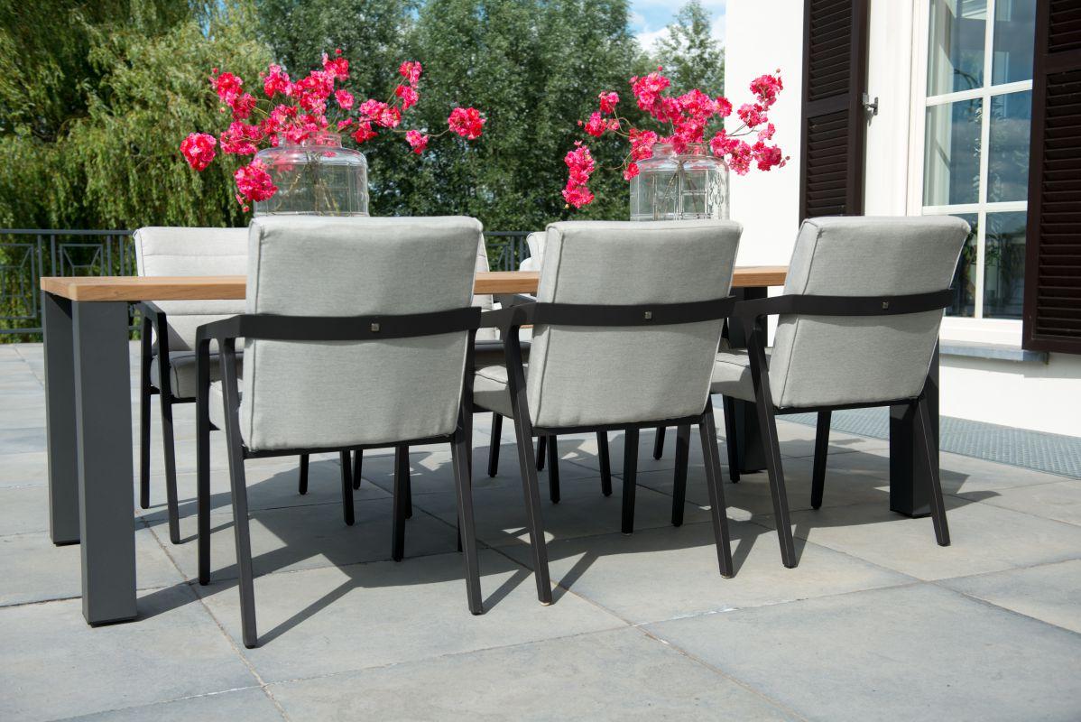 4so aragon set 05 latour tuinmeubelen outlet. Black Bedroom Furniture Sets. Home Design Ideas