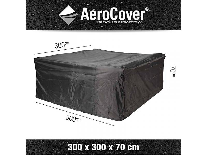 loungesethoes aerocover 300x300xh70 sale latour. Black Bedroom Furniture Sets. Home Design Ideas