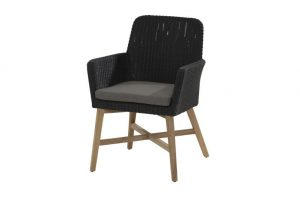 4 Seasons Outdoor Lisbao dining chair teak