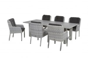 4 Seasons Outdoor Amalfi set met diva tafel
