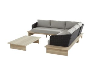 4 Seasons Outdoor Altea loungeset