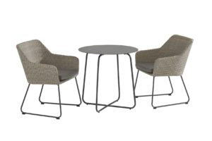 4 Seasons Outdoor Avila bistro set met Dali tafel