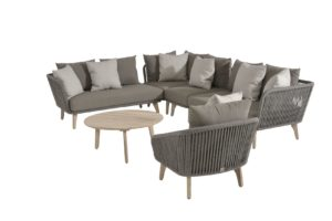 4 Seasons Outdoor Santander met Loungestoel
