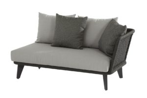 4 Seasons Outdoor Gartensofa Belize 2 sitzer links