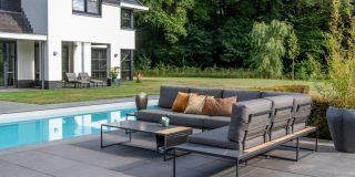 4 Seasons Outdoor Patio Lounge Set