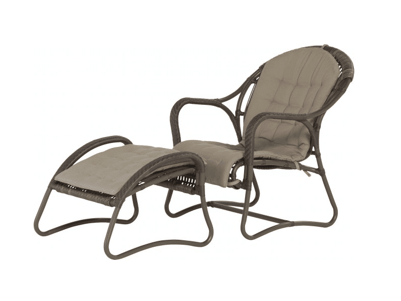 4 Seasons Outdoor Helena loungestoel lounge fauteuil