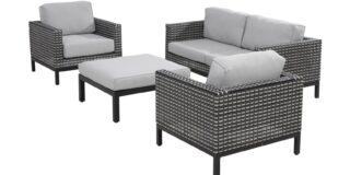 4 Seasons outdoor Dias Lounge-Set