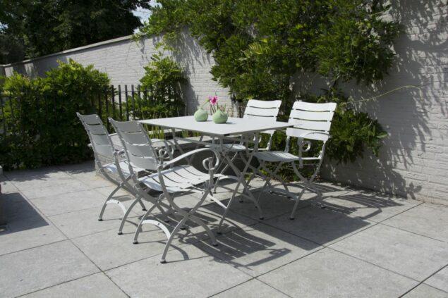 4 Seasons Outdoor Belle steel