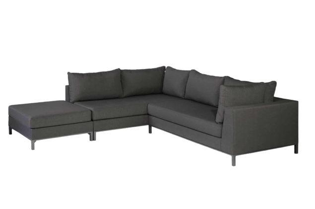 Exotan Sicilie loungeset black