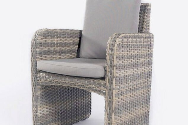 4 Seasons Outdoor barbados dining chair