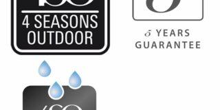 4 Seasons Outdoor Nexxt gartenstuhl mocca
