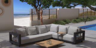 4 Seasons Outdoor Metropolitan loungeset