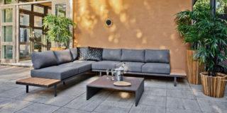 Exotan Bari loungeset