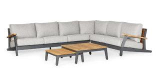 Suns Siena 5-teiliges Lounge-Set rechts