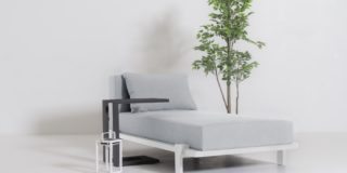 Flow. Sublime daybed
